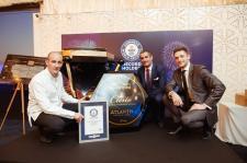 Atlantis, The Palm - kolejny światowy rekord Guinnessa