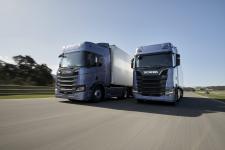Nowa gama pojazdów ciężarowych Scania