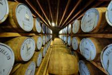 Najbardziej zadowoleni inwestorzy kupujący whisky.
