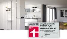 Vitodens 300-W zwycięzcą rankingu Stiftung Warentest