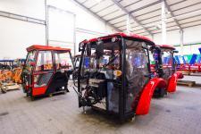Podlaski producent kabin do ciągników rozwija zakład