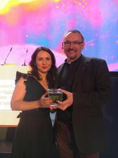 Credit Agricole nagrodzony złotem za TeleBota w konkursie INNOVATION 2018