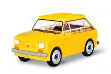Fiat 126p. Prawdziwy obiekt pożądania kierowców w PRL-u