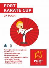 Wielkie święto karate w Porcie Łódź