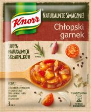 Co w garnku piszczy? eszcze więcej pomysłów na obiad z Naturalnie Smaczne! Knorr