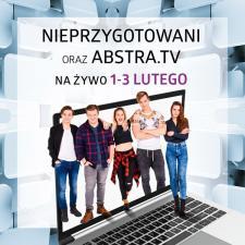 """""""Nieprzygotowani"""" i Abstra.TV w Silesia City Center"""