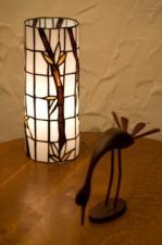 Press Center: Lampade in vetro colorato