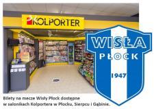 Kolporter i Wisła Płock biznesowymi partnerami