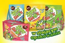 Żelki jak SMOK Wawel – owocowa nowość od marki Wawel