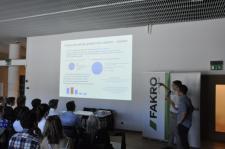 Młodzież w całej Polsce uczy się myślenia przestrzennego