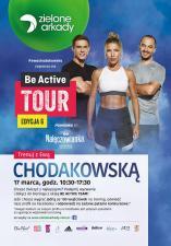 Trenuj z Ewą Chodakowską w Zielonych Arkadach