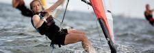 Blisko niespodzianki w klasie RX:X podczas Volvo Gdynia Sailing Days