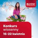 """""""Konkurs wiosenny"""" na Facebooku Centrum Handlowego Czyżyny"""
