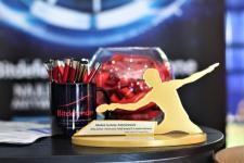 Marken Złotym Partnerem pierwszych Mistrzostw Polski branży IT w tenisie stołowym