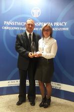 Baltic Wood nagrodzony za bezpieczeństwo pracy