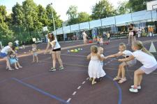 III RAFAKO Półmaraton Racibórz - Piknik rodzinny w miasteczku biegacza
