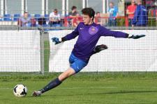 15-letni bramkarz - wychowanek Escola Varsovia powołany do kadry Słowenii!