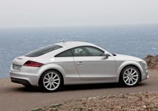 Audi TT - dynamiczne, lekkie, efektywne