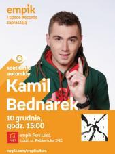 Kamil Bednarek w Porcie Łódź