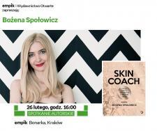Skin coach: o kosmetykach w Empiku w Bonarce
