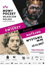 Nowy poczet władców Polski. Waldemar Świerzy kontra Jan Matejko we Wrocławiu