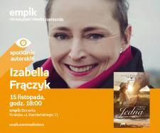 Izabella Frączyk w Empiku w Bonarce