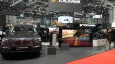 Geneva International Motor Show 2018 z nowościami oponiarskimi marki YOKOHAMA