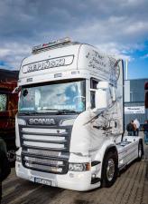 15. Pomorska Miss Scania – wielkie święto fanów tuningowanych pojazdów ciężarowych