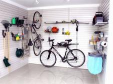 Utilizzare lo spazio nel garage
