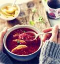 Pyszne, gorące zupy na chłodne dni