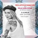Spotkania w Mieście Mody, czyli Red Lipstick Monster i Maja Sablewska w Silesia City Center