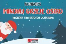 Mikołaj grzeje ostro z prezentami do dzieci. MF Pajka Rally Team organizuje konkurs dla najmłodszych