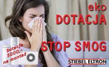 Stiebel Eltron rozpoczyna walkę ze smogiem akcją ekoDotacja STOP SMOG
