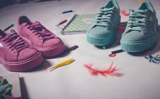 Zakup butów sneakers dla dziecka