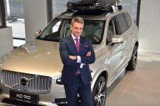Wojciech Buczak Dyrektorem Działu Sprzedaży Volvo Car Poland