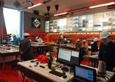 Białostoccy uczniowie eksperymentowali w Centrum Nauki Kopernik