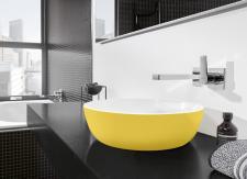Poczuj pełnię lata – słoneczne barwy w łazienkowych kolekcjach Villeroy & Boch