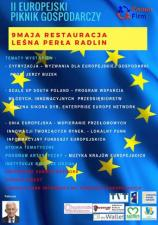 II Europejski Piknik Gospodarczy