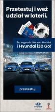 Wystartowała kampania Mistrzowska Loteria Hyundai 2018