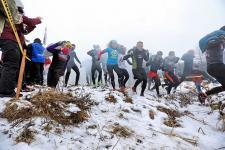 Pierwszy Górski Zimowy Runmageddon!  Runmageddon w Wierchomli.