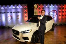 Volvo XC60 zdobywa tytuł World Car of the year 2018