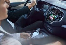 Apple CarPlay w samochodach Volvo