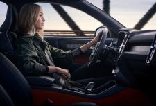 Komfortowe wnętrze Volvo XC40