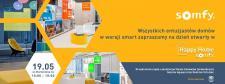 Happy Home Somfy – nowe miejsce inspiracji i edukacji  smartHOME!
