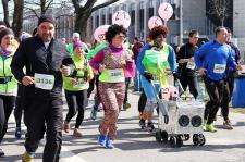 18 marca pobiegną dla Małych Serduszek z Prokocimia