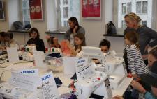 Kreatywny weekend z szyciem - warsztaty szycia JUKI na PGE Narodowy
