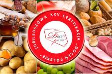 """Trwają przygotowania do 25. certyfikacji żywności programu """"Doceń polskie"""""""
