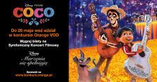 Wygraj bilety na Koncert Disneya z Orange VOD