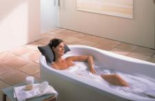 Un bagno nella vasca - un balsamo per l'anima
