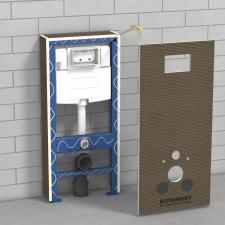 Jak zabudować stelaż podtynkowy WC – czyli WC Set od firmy Botament®